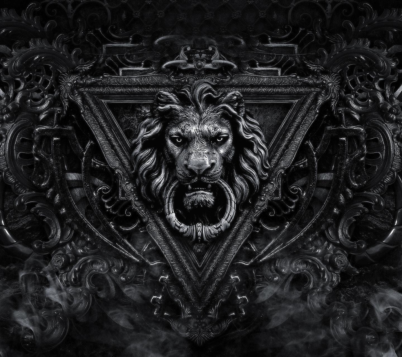 wallpaper pack lion masonique