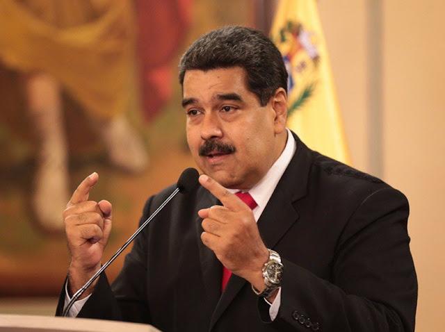 """""""Se puso nervioso"""": La explicación de Maduro sobre las imágenes de Juan Requesens"""
