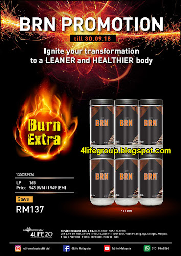 foto 4Life BRN Extra Pack Promotion (1)