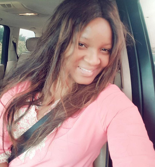 omotola jalade no makeup
