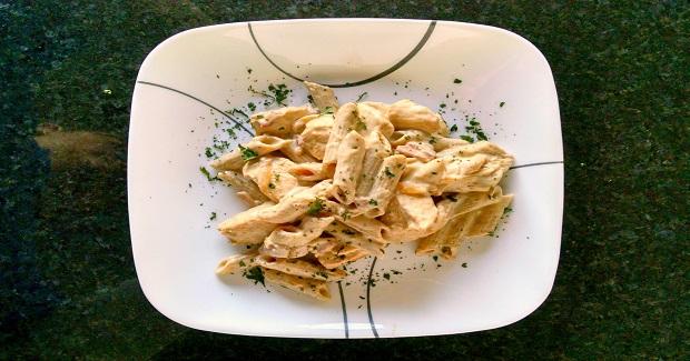 Cordon Blue Skillet Pasta