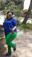 Curvy Jubilee Senator MILLICENT OMANGA can't catch a break - See that this ruthless guy told her on social media.