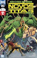 DC Renascimento: Novos Titãs #19