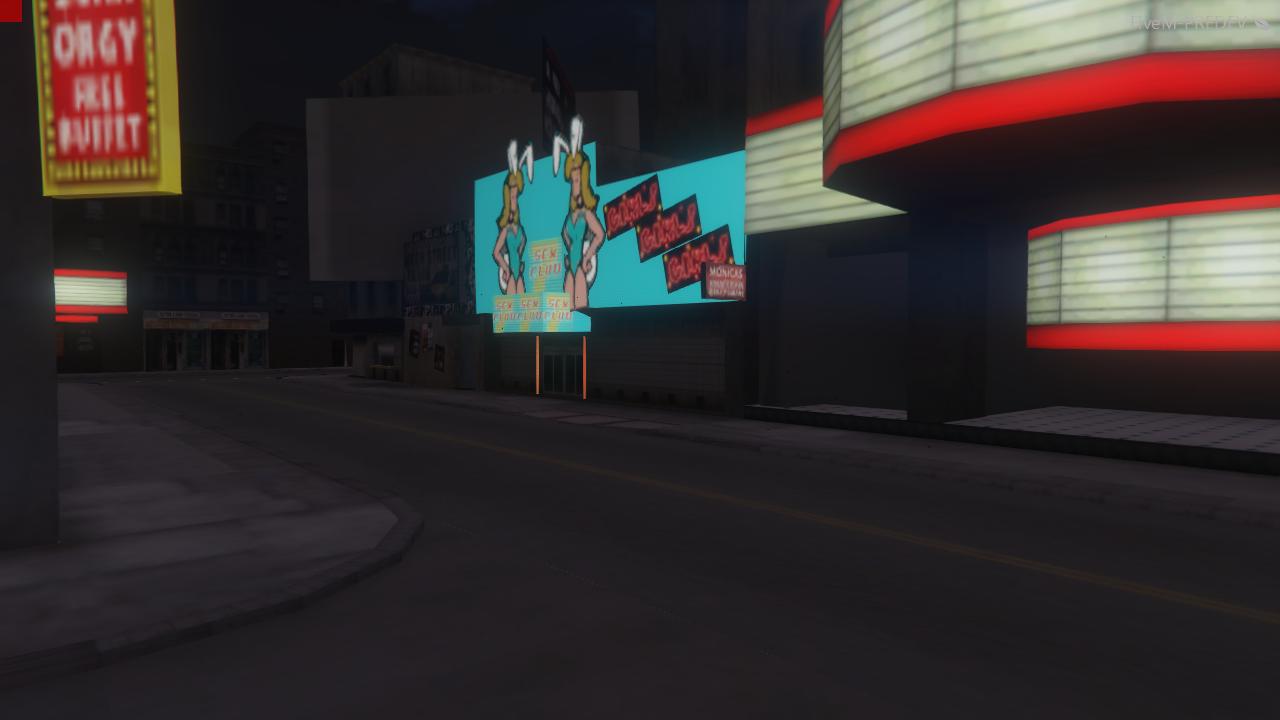IndirivacuaMods: Liberty City III [GTA V Map]