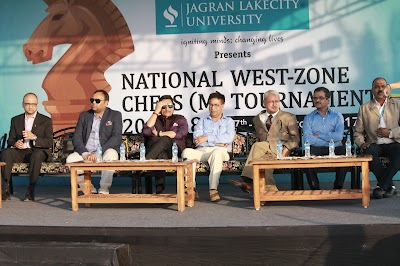 When you are as good as your next move: National West-Zone Chess Tournament 2017-18