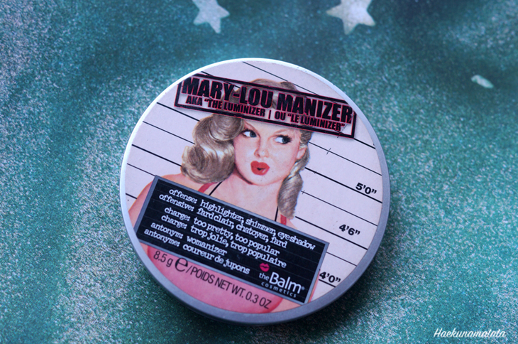 The Balm Mary-Lou Manizer Highlighter Review Swatch FOTD