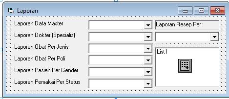 Source Coding Program rumah sakit