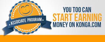 Sign up To Your Konga Affiliate Program