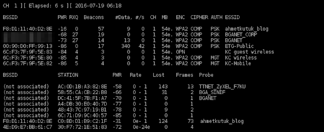 How to Find Hidden SSID with Kali   Life over Pentest
