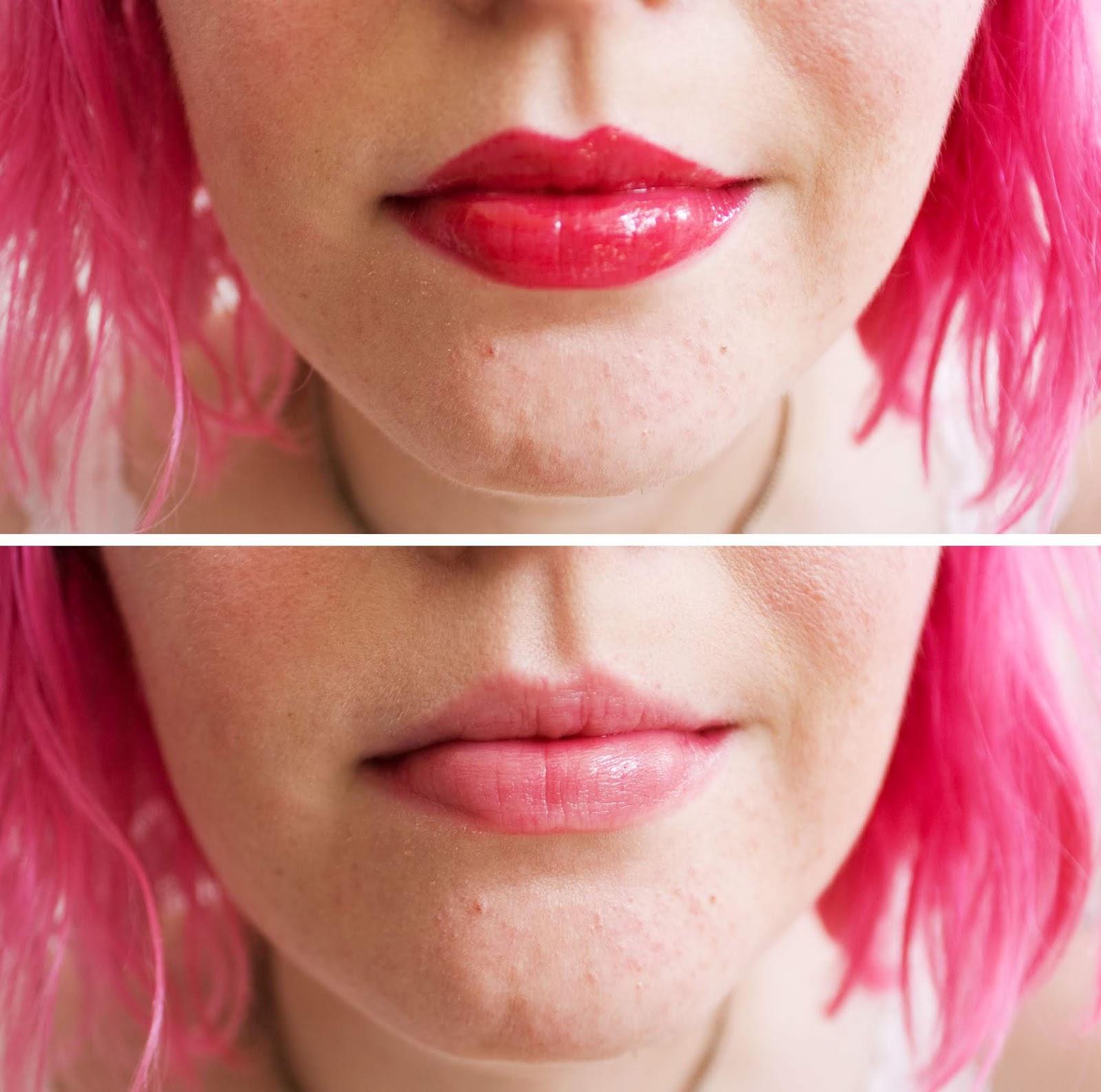 d7a2808415 LimeCrime Wet Cherry Gloss Review - A Nostalgic Necessity or Nah ...