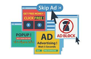 Sticky Ads Script