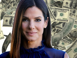 Sandra Bullock Net Worth 2017