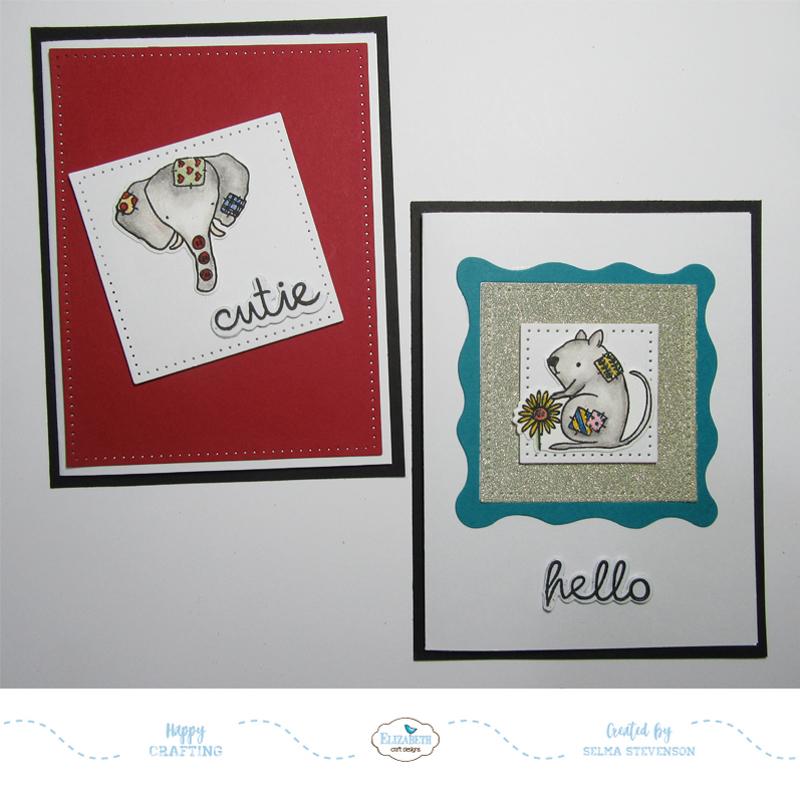 Selma\u0027s Stamping Corner and Floral Designs Krista Schneider Note Cards