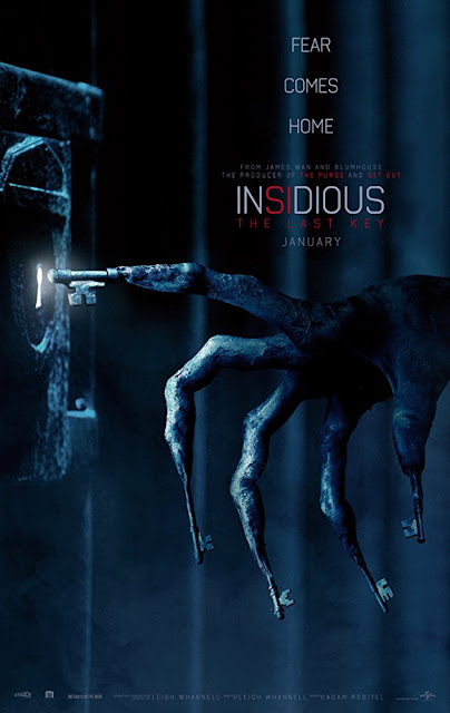Insidious 4 The lost key poster