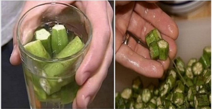 Drink Okra Water To Fight Diabetes, Asthma, Cholesterol And Many Other Diseases
