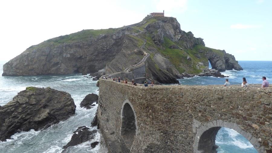 San Juan de Gaztelugatxe Rocadragon