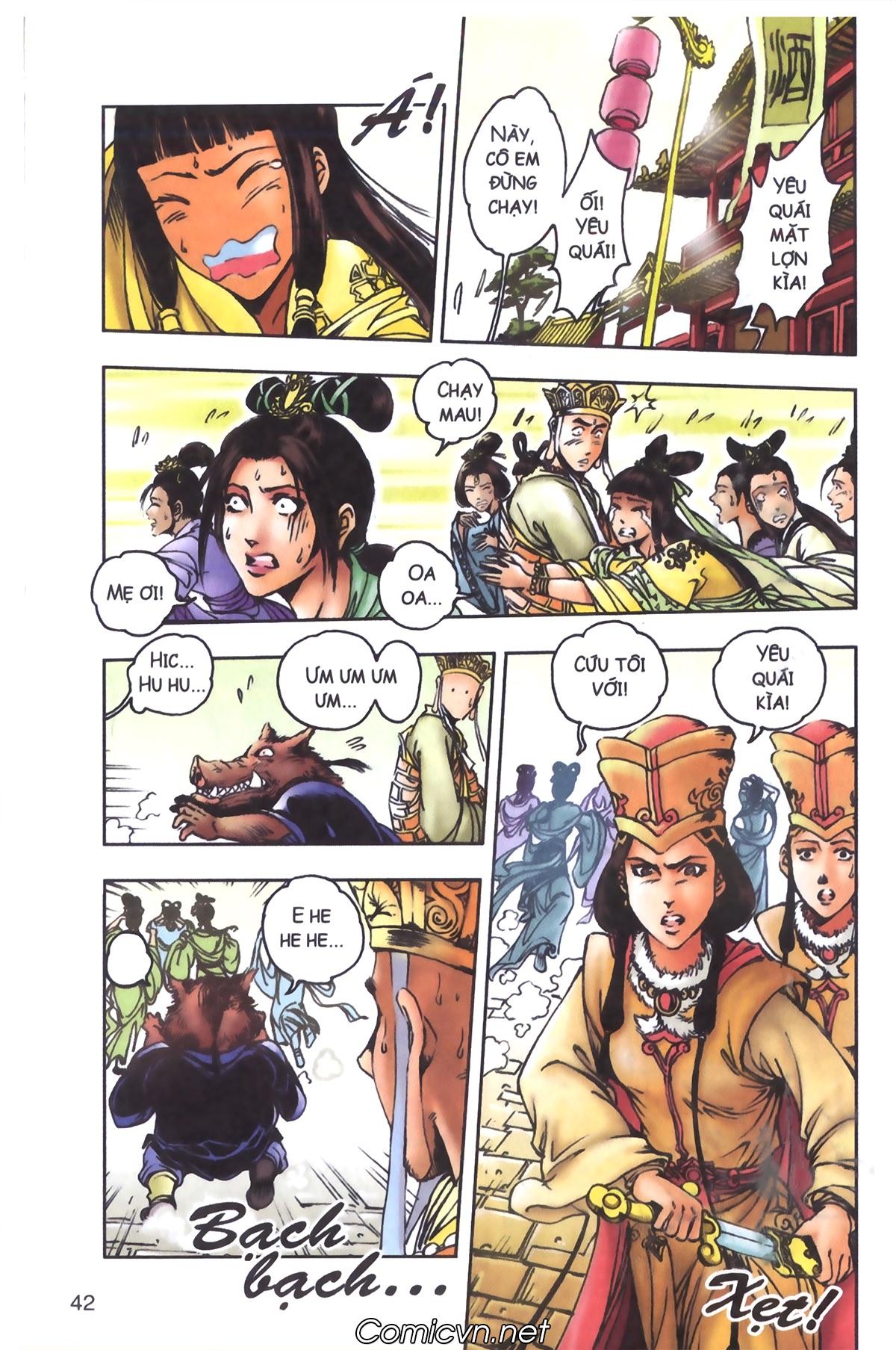 Tây Du Ký màu - Chapter 97 - Pic 12