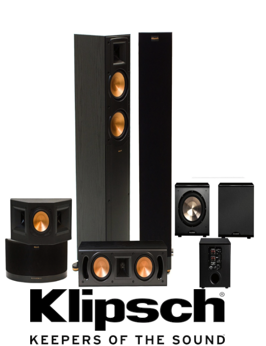 Klipsch RF-42II Home Theater Speakers
