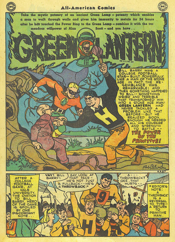 Read online All-American Comics (1939) comic -  Issue #83 - 10
