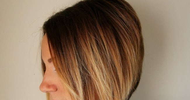 Short hair ombre tutorial how to do ombre at home one little momma solutioingenieria Gallery