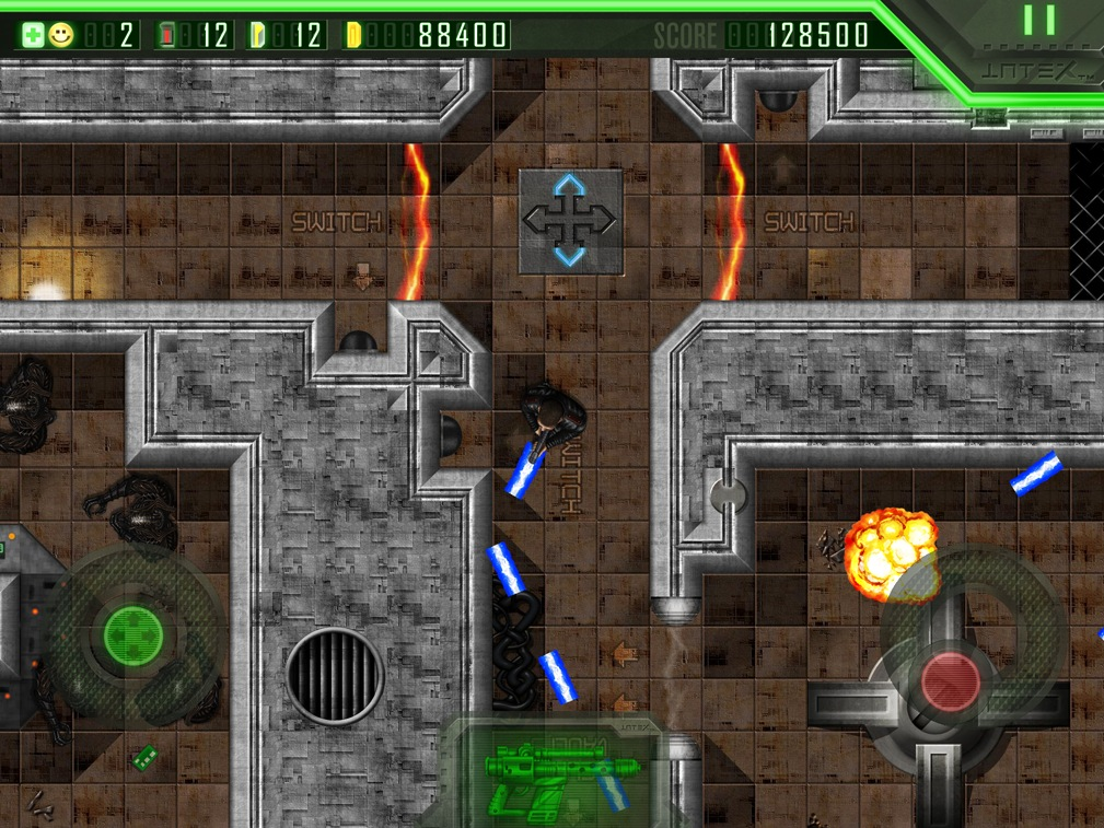 Alien Breed - Sci-Fi Retro Shooter (Android) & Remakes