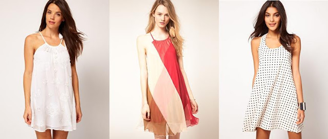 vestidos en forma de camison