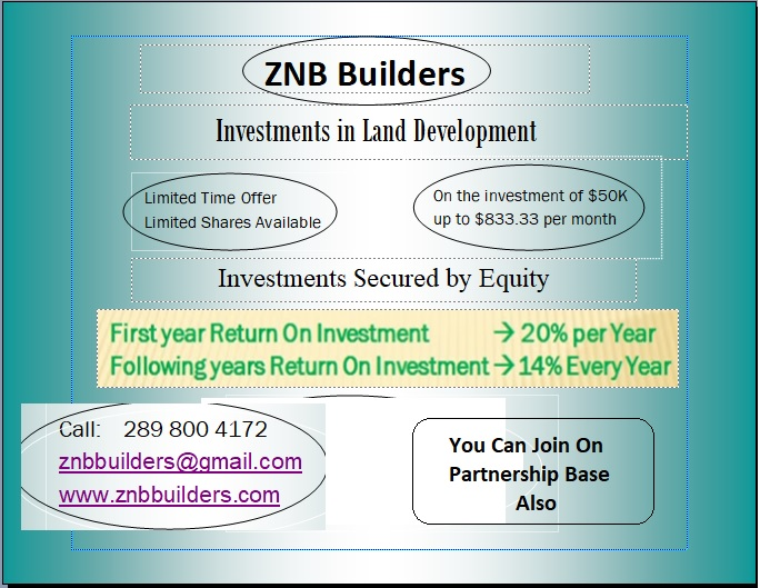 zbi investments that shoot