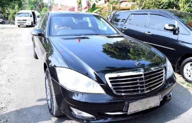 Istana: Jatah untuk Mantan Presiden Seharusnya Mobil Camry