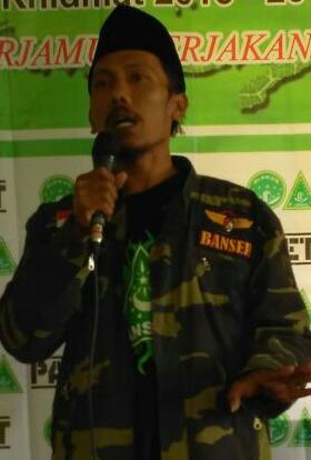 Forum Kebangsaan Kabupaten Mojokerto Tolak Ganti Presiden
