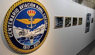 Centenario Aviación Naval Española