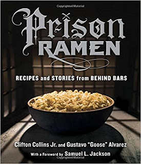 "Cover of ""Prison Ramen"" book"