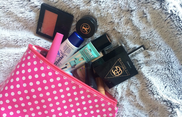 MAC Benefit Rimmel Bourjois makeup review