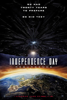 Dia de la Independencia 2 Contraataque / Independence Day 2 (2016) Online