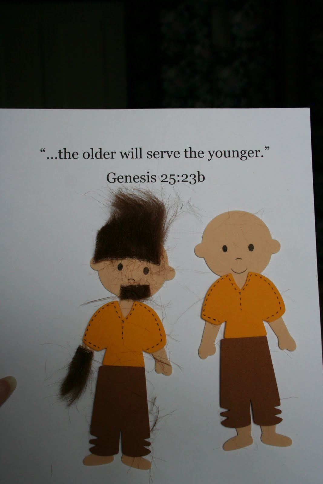 Our Country Road Bible Activity Book Jacob And Esau