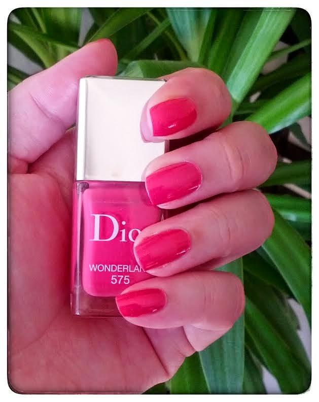 ♥ Le joli vernis Wonderland de Dior ♥