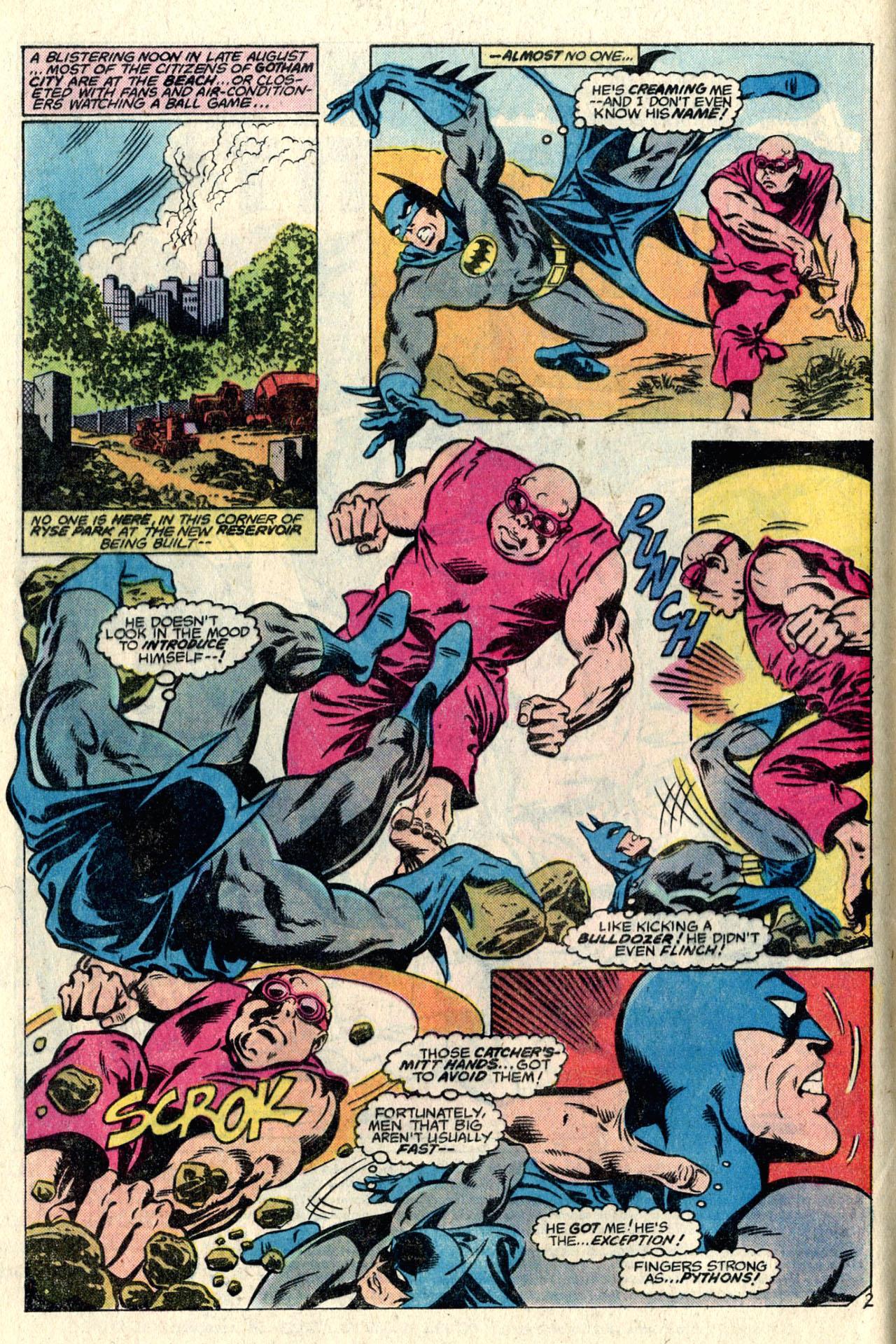 Detective Comics (1937) 480 Page 3