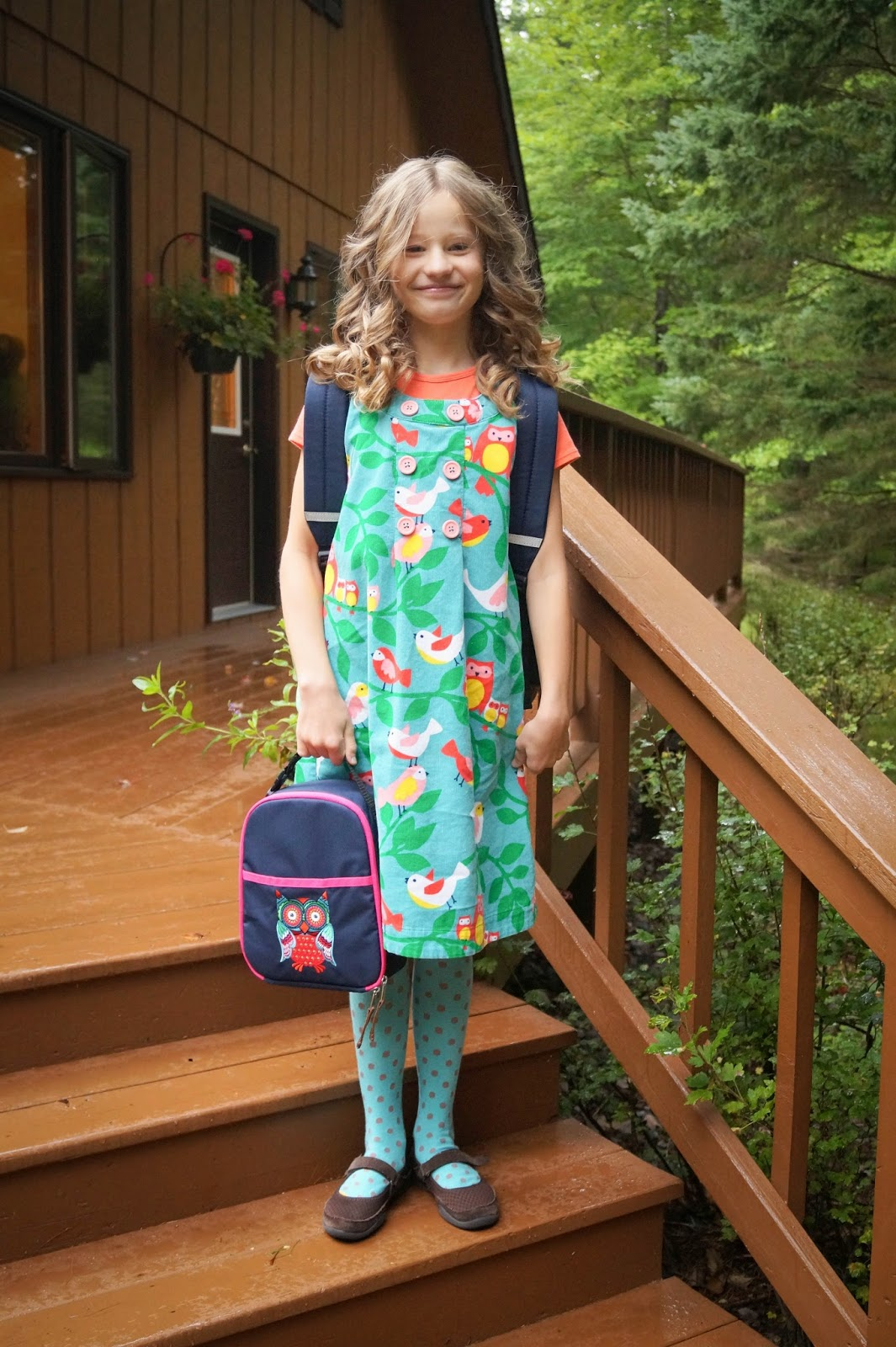 Livefeeatet First Day Of Fifth Grade