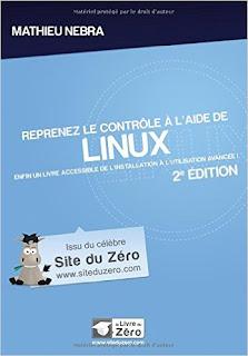 """Livre PDF gratuit """" Reprenez le contrôle à l'aide de Linux """""""