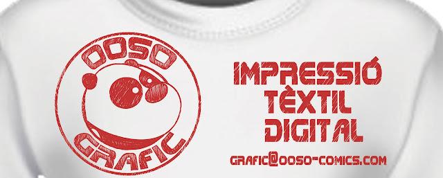 OOSO GRAFIC -IMPRESSIÓ TÈXTIL