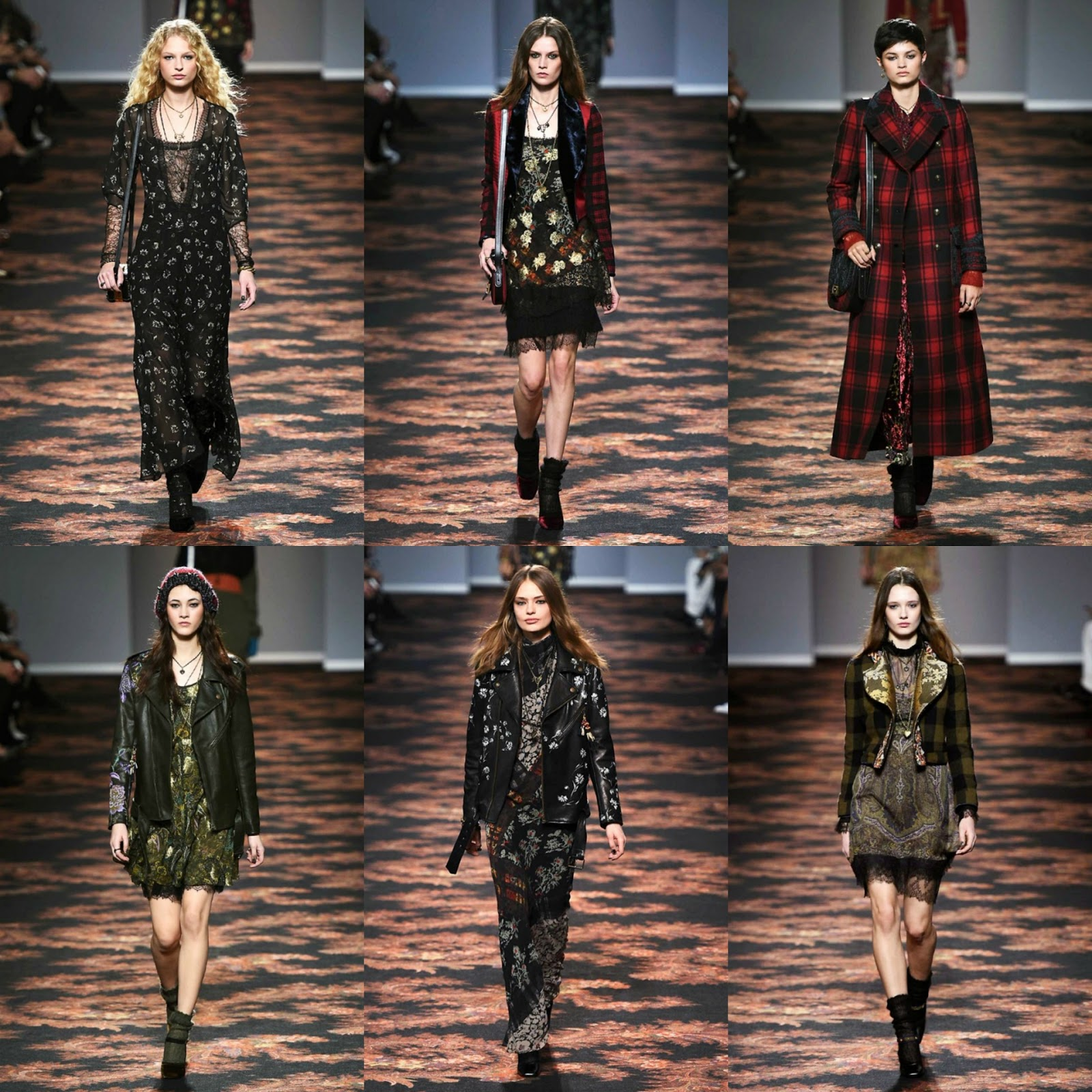 Eniwhere Fashion - sfilate - Milano Fashion Week - Etro