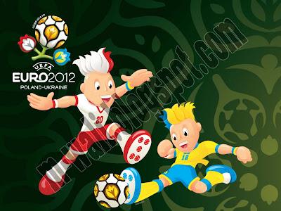 Video dan Lirik Lagu Resmi Euro 2012
