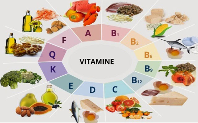 Jenis Jenis Vitamin Fungsi Dan Sumbernya
