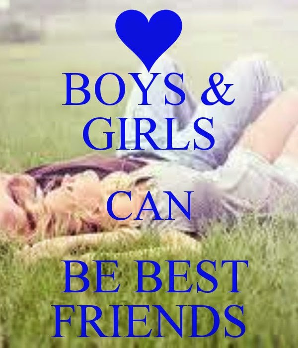 Friendship Girl Quotes: Girl And Guy Friendship Quotes