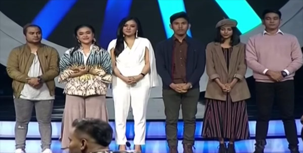 Top 15 besar indonesian idol 2018