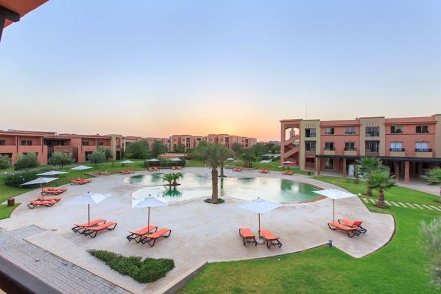 شهادة أستاذ استفاد من منتجع Zephyr-Marrakeche