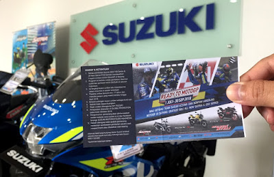 Suzuki Ready To MotoGP