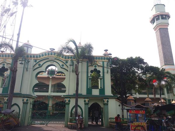 Prabowo Mau Shalat Jumat di Masjid Agung Semarang, Takmir Masjid Keberatan