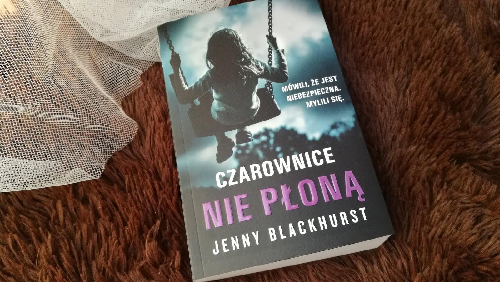 Czarownice niepłoną, Jenny Blackhurst