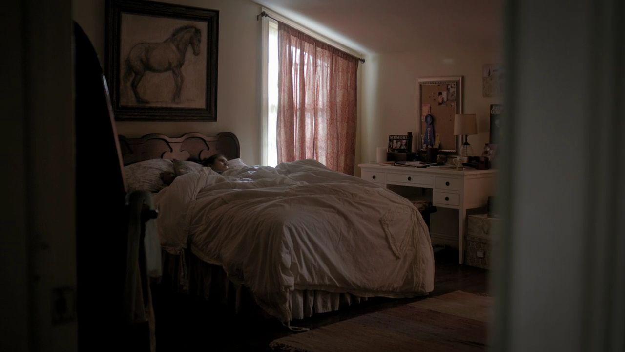 Nina Dobrev Official Elena Gilbert S Bedroom Walls And