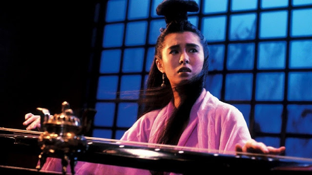 Chinese Ghost Story Nie Xiaoqian Joey Wong